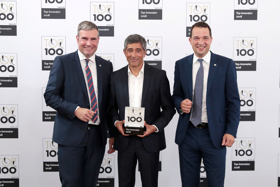 Top 100 Innovationsführern 2018